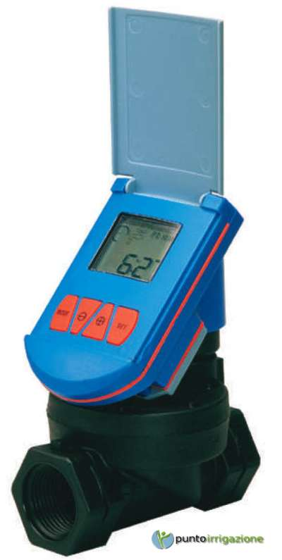 Programmatori baccara centralina a batteria baccara g75 for Centralina per irrigazione a batteria